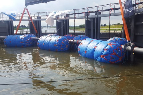 Inflatable Buoyancy Units